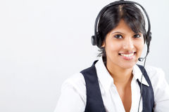 Indian business woman Royalty Free Stock Photos