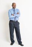 Indian businessman portrait Royalty Free Stock Image