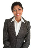 Indian businesswoman in business suit Royalty Free Stock Image