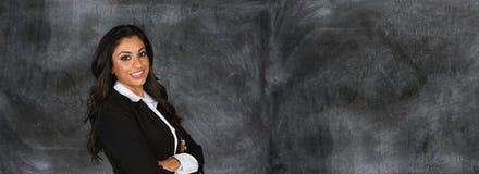Indian Businesswoman At Work Stock Photos
