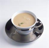 Indian cardamom milk tea Stock Image