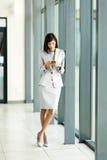 Indian career woman Stock Photos