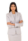 Indian career woman portrait Royalty Free Stock Photography