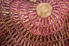 Indian carpet Royalty Free Stock Photo