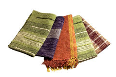 The indian carpets Stock Image