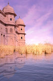 Indian castle. Royalty Free Stock Image