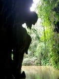 Indian cave in cuba Stock Photos