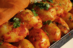 Indian Chaat stalls on Rajasthan. Chaat stall on the streets of Rajasthan, India Stock Photo