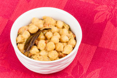 Indian Chana Masala Stock Images
