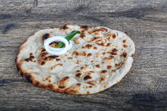 Indian Chapati bread Royalty Free Stock Photography