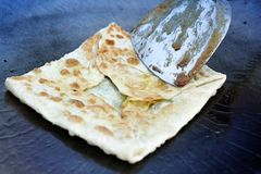Indian Chapati Breads Stock Photos