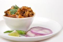 Indian Chicken Curry Royalty Free Stock Photo