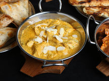 Indian Chicken Passanda Curry Royalty Free Stock Photography