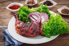 Indian chicken tandoori Stock Photo