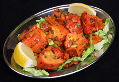 Indian Chicken Tikka Royalty Free Stock Images