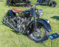 1948 Indian Chief Royalty Free Stock Photo
