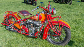 1938 Indian Chief Royalty Free Stock Image