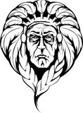 Indian Chief Stock Photography