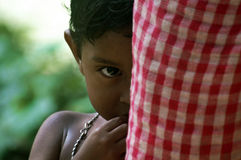Indian child Royalty Free Stock Images