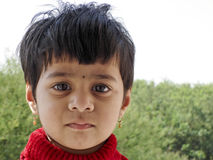 Indian Child Stock Photography