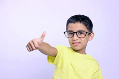 Indian child Stock Image