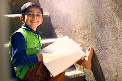Indian child Stock Photo