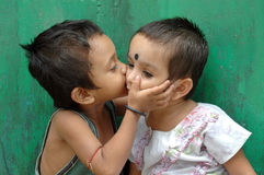 Indian Children Royalty Free Stock Photography