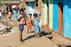 Indian children Royalty Free Stock Photos