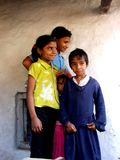 indian children Royalty Free Stock Photo
