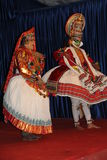 Indian Classical Dance Stock Photography