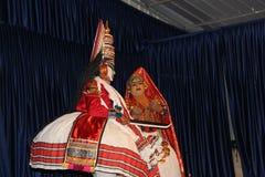 Indian Classical Dance pair Stock Photos