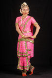 Indian Classical Dance Royalty Free Stock Images