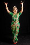 Indian Classical Dance Royalty Free Stock Photo