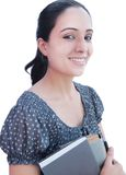 Indian College Student. Royalty Free Stock Photos