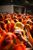 Indian colors. Stock Photography