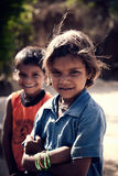 Indian confident  children Royalty Free Stock Photography