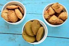 Indian cookies Stock Photos