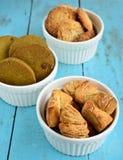 Indian cookies Royalty Free Stock Photos