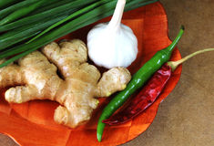 Indian cooking ingredient Stock Images