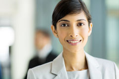 Indian corporate worker Royalty Free Stock Photo