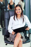 Indian corporate worker Stock Images