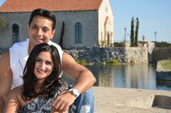 Indian Couple Stock Images