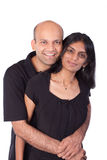 Indian couple embracing Royalty Free Stock Photography