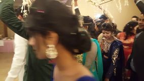 Indian couple marriage stock video footage