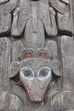 Indian Creature Carving Stock Photo