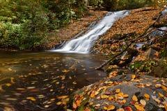 Indian creek falls Stock Images