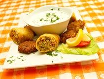 Indian cuisine Royalty Free Stock Photos