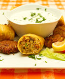 Indian cuisine Royalty Free Stock Photo