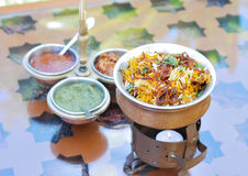 Indian Cuisine Stock Photos