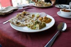 Indian cuisine Stock Photo
